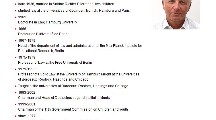 Prof. Dr. Ingo Richter